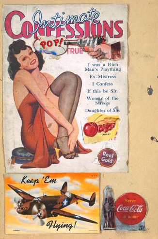 Paolozzi's I was a Rich Man's Plaything (1947)